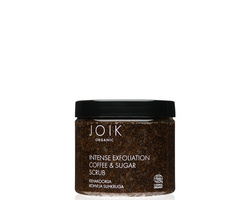 Joik Organic Vegan Intense Exfoliation Coffee & Sugar Scrub