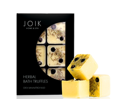 Joik Organic Vegan Herbal Bath Truffles