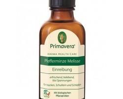 Pepermunt-Melisse massagemengsel 50 ml. 20353 t.h.t. 01-2020
