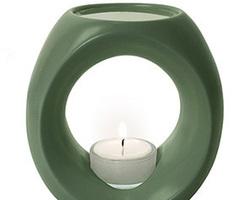 Geurlamp Primavera groen. 40050