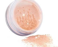 Flora Diamond Sparkle Blush