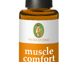 Muscle comfort olie 50 ml. 21810