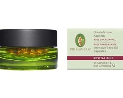 Intensief verzorgende oliecapsules Roos/Granaatappel 30 st. 72302