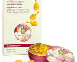 Intensief verzorgende oliecapsules Roos/Granaatappel 7 st. 72300