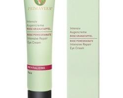 Intensief verzorgende oogcrème Roos/Granaatappel 15 ml. 72101