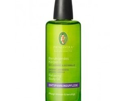 Lichaamsolie Lavendel & Vanille 100 ml. 73205