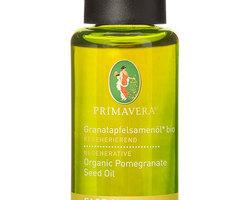 Granaatappelzaad olie* 30 ml. 74200.